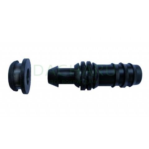 Стартовый для ПВХ трубы с уплотнителем 16мм (OP0116R)