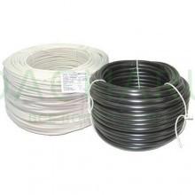 Трубка ПВХ, мягкая 4х7мм, 4,0bar, белая (PV010474W)