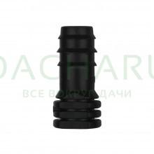 Заглушка трубки 25мм (EL0225)