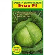 Капуста белокочанная Етма F1 (10 сем.)