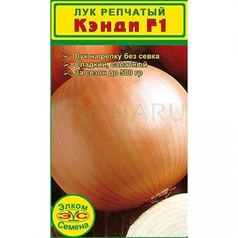 Лук салатный Кэнди F1 (0,25 гр.)