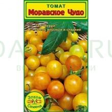 Томат Моравское Чудо (желтое) (10 сем.)