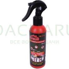 ARGUS EXTREME лосьон-спрей от комаров, мошек , клещей с КУРКОМ (репеллентный) 200 мл