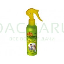 ARGUS FAMILY лосьон-спрей от комаров с КУРКОМ (репеллентный) 200 мл