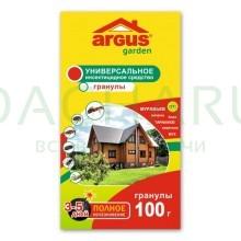 ARGUS GARDEN гранулы от МУРАВЬЕВ (домашних и садовых)