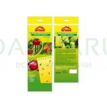 ARGUS GARDEN Клеевая (подвесная) ловушка от садовых вредителей 5 пластин