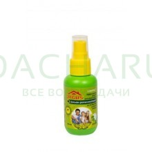 ARGUS репеллентный лосьон - от комаров 50 мл. с запахом жасмина