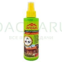 ARGUS Спрей универсальный от комаров, клещей, мошек 150 мл