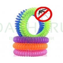 Браслет-пружинка от комаров