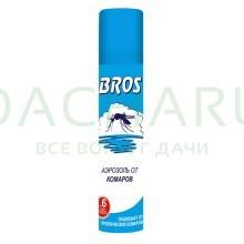BROS – aэрозоль от комаров 90 мл