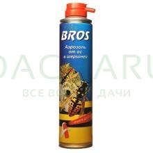 BROS – аэрозоль от ос и шершней, аэрозоль 300 мл