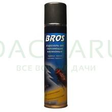 BROS - аэрозоль от ползающих насекомых, аэрозоль 400 мл