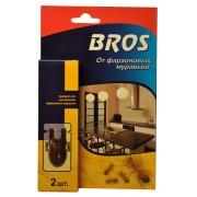 BROS – средство от фараоновых (РЫЖИХ) муравьёв (2 шт в уп.)