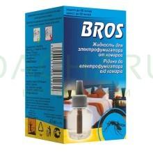 BROS - жидкость к электрофумигатору от комаров 60 ночей
