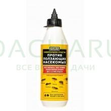 Инсектицидное средство GEKTOR (ГЕКТОР) против ползающих насекомых