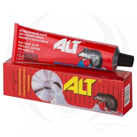 Клей от крыс и мышей ALT, 135г