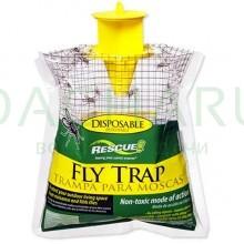 Одноразовая ловушка для мух и слепней Fly Trap