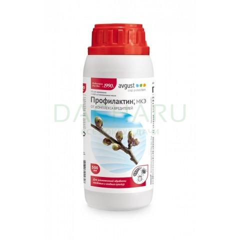 Профилактин (500мл) для ранневесенней обработки плодовых и ягодных культур