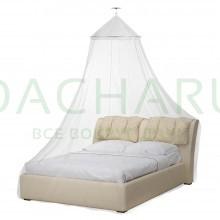Сетка-полог (Балдахин) для двуспальной кровати, 4мxh2,5м, с креплением