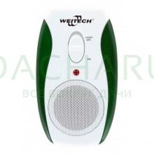 Ультразвуковой отпугиватель грызунов, мышей, тараканов «Weitech WK 0190»