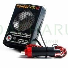 Ультразвуковой отпугиватель Торнадо 200-12 (авто, прикуриватель)