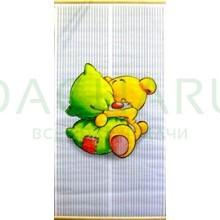 Электрообогреватель настенный «Бархатный сезон» Мишка с подушкой