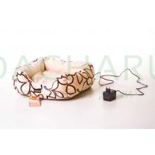 Лежанка для кошек «Кошкин дом» с электрообогревом Бэст