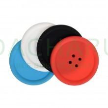 Подставка термостойкая силиконовая «Пуговка» d 10 см