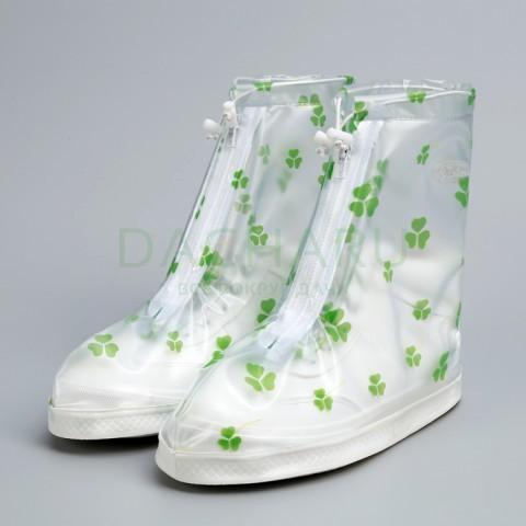 Дождевик для обуви с противоскользящей подошвой (L (38-39) 27.5cm)