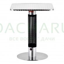 Электробогреватель-столик 60х60х75 см, 1 кВт