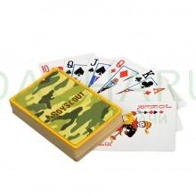 Карты игральные, в колоде 54 шт, картон