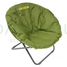 Кресло «Комфорт» складное, непромокаемое сиденье,79х80х36 см