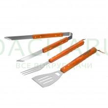 Набор (вилка, лопатка, щипцы)