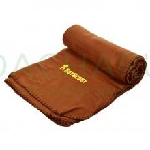 Плед для пикника 150х130 см флисовый