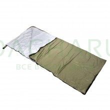 Спальный мешок на молнии (одеяло) 180x75 см