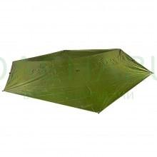 Тент защитный от дождя, ветра, солнца, с люверсами, 300*300 см