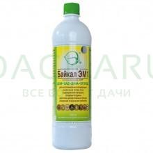 Байкал ЭМ-1 микробиологическое удобрение (1л)
