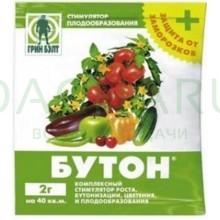 БУТОН, универсальный стимулятор плодообразования, (2 г)