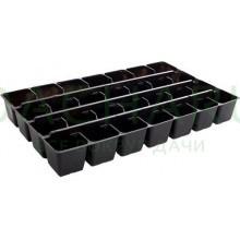 Кассета рассадная 28 ячеек (10шт)