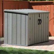 Ящик-шкаф WoodLook (фактура дерева) 2100л