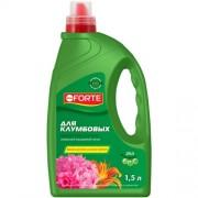 Жидкое минеральное удобрение Для клумбовых и розовых гортензий, канистра 1,5 л