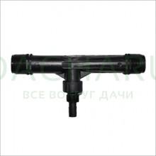 Инжектор Вентури для внесения удобрений, 1-1/2 дюйма (VI0132H)