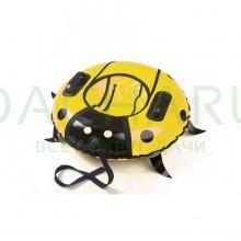 Тюбинг LadyBug Yellow (Диаметр 100 см)