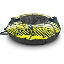 Тюбинг (nika sport лимонный) (D=70 см)