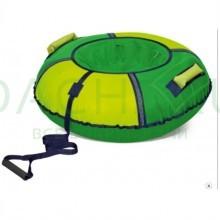 Тюбинг (зеленый-лимонный) (70см)